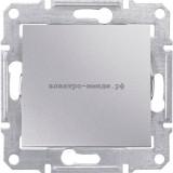 Выключатель SDN0100160 1-кл SE Sedna алюминий