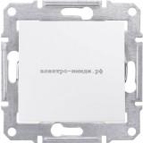 Выключатель SDN0100121 1-кл SE Sedna белый