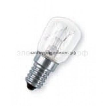 Лампа 15Вт. Е14 для духовых шкафов