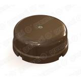 Коробка распаячная фарфоровая GE70235-04 D80*33 мм. коричневый