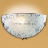 Светильник 008  белый/бронзовый E27 100W VUALE