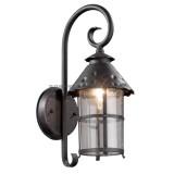 Светильник Odeon Light 2312/1W Lumi коричневый IP44