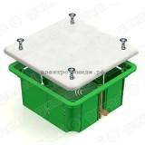 Коробка распределительная СУ GE41021 IP20 (92*92*45) для полых стен (126 в упак.)