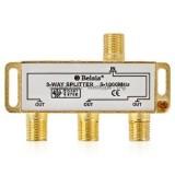 Антенный разветвитель 3-WAY 5-1000 МГц на 3 тел.