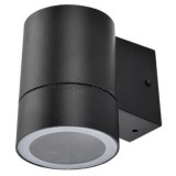 Светильник 8003А цилиндр IP65 114х140х90 FB53C1ECH черный Ecola