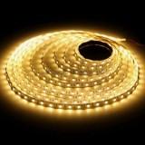 Лента светодиодная LS606 30LED 5050 7.2W/m 12V IP20 белый теплый