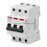 Автоматический выключатель BMS413C06 3P 6A 4.5kA ABB 2CDS643041R0064