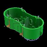 Коробка установочная GE40023 2-я для полых стен