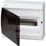 Корпус навесной с дымчатой дв. 12 мод. Unibox ABB