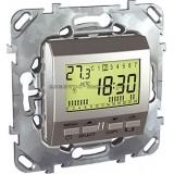 Будильник MGU5.545.30ZD программируемый недельный