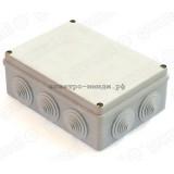Коробка распределительная ОУ GE41243 IP44 (190*140*70) (20 в упак.)