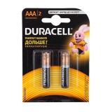 Батарейка Duracell LR03 BASIC