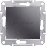 Выключатель SDN0100170 1-кл SE Sedna графит