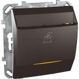 Выключатель MGU5.283.12NZD карточный