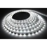 Лента светодиодная LS606 30LED 5050 7.2W/m 12V IP20 белый холодный