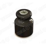 Изолятор керамический  GE70020-05 для наружного монтажа черный