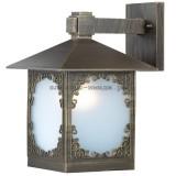 Светильник Odeon Light 2747/1W Visma коричневый/пластик