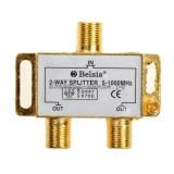 Антенный разветвитель 2-WAY 5-1000 МГц на 2 тел.