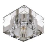 Светильник 004050R G4 Lightstar хром/прозрачный