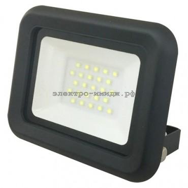 Прожектор светодиодный PFL-C 20W 1600Lm 6500K 230V JazzWay