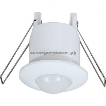 Датчик движения FERON SEN50 360 гр 6м IP20 белый
