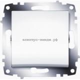 Выключатель 1-кл ABB Cosmo белый 619-010200-200