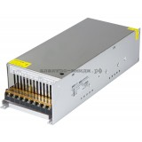 Блок питания 400W 12V IP20 210х115х50 JAZZWAY