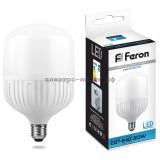 Лампа светодиодная LED-A65 30W LB-65 E27 6400К 2800Лм Feron