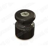 Изолятор керамический  GE70021-05 для наружного монтажа черный