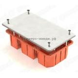Коробка распределительная СУ GE41006 IP20 (176*92*45) для кирпичных стен (70 в упак.)