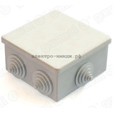 Коробка распределительная ОУ GE41235 IP44 (85*85*40) (60 в упак.)