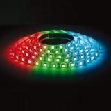 Лента светодиодная LS606 30LED 5050 7.2W/m 12V IP20 RGB