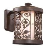 Светильник Odeon Light 2286/1W Kordi патина коричневый IP44