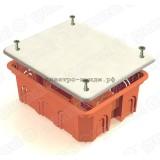Коробка распределительная СУ GE41008 IP20 (120*92*45) для кирпичных стен (98 в упак.)