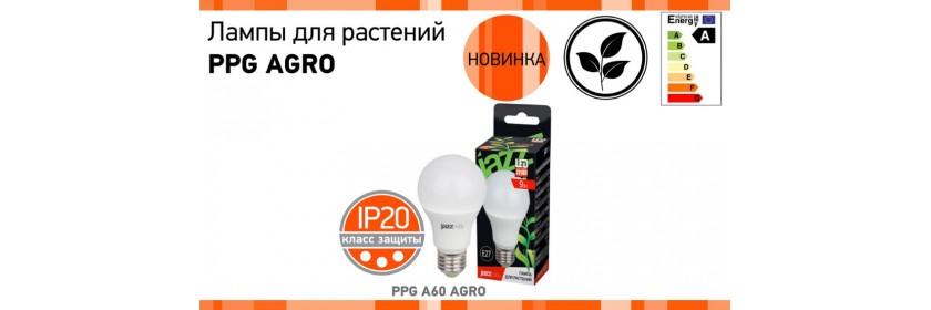 LED-A60 9W AGRO