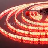Лента светодиодная LS603 60LED 3528 4.8W/m 12V IP20 красный