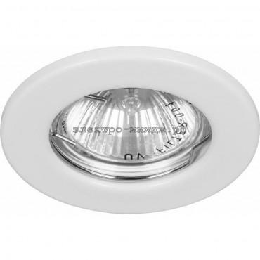Светильник DL10 MR16 G5.3 белый