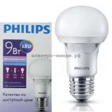 Лампа светодиодная LED-A60-essential 9W E27 6500K 720Lm Philips