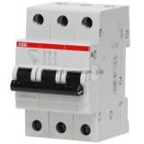 Автоматический выключатель S203 B25 3p 25А ABB 2CDS253001R0255