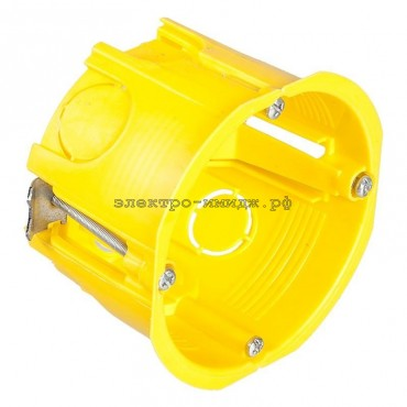 Коробка установочная SE IMT35150 65*45 IP20 для полых стен