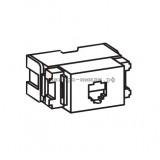 Вставка 1-ой TF розетки (1 модуль) ALX 4002