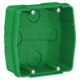 Коробка установочная SE BLNMK000001 IP40 для монтажа силовых розеток