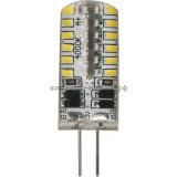 Лампа светодиодная LED-JC LB-422 3.0W 12V G4 2700K 250Lm Feron