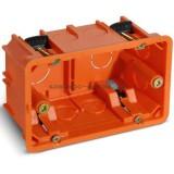 Коробка установочная КМ-3 (PE 030.041) для полых стен