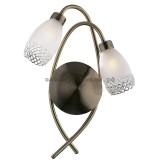 Бра Odeon Light 1803/2W Lerta бронза