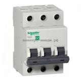 Автоматический выключатель EZ9F34306 C6 3p 6A EASY 9 SE