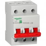 Выключатель нагрузки (мини-рубильник) EZ9S16340 3П 40А 400В EASY9